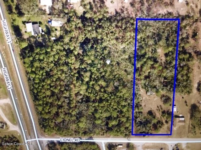土地 為 出售 在 3660 Lionel 3660 Lionel Mims, 佛羅里達州 32754 美國