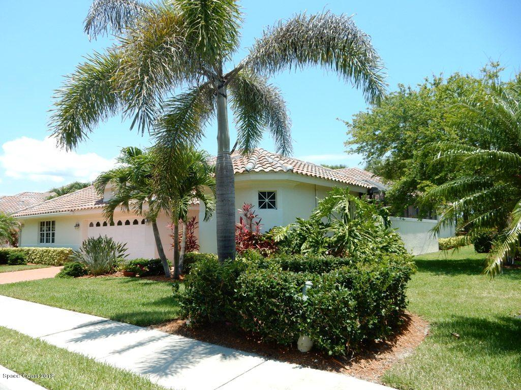 Single Family Home for Sale at 140 Whaler 140 Whaler Melbourne Beach, Florida 32951 United States