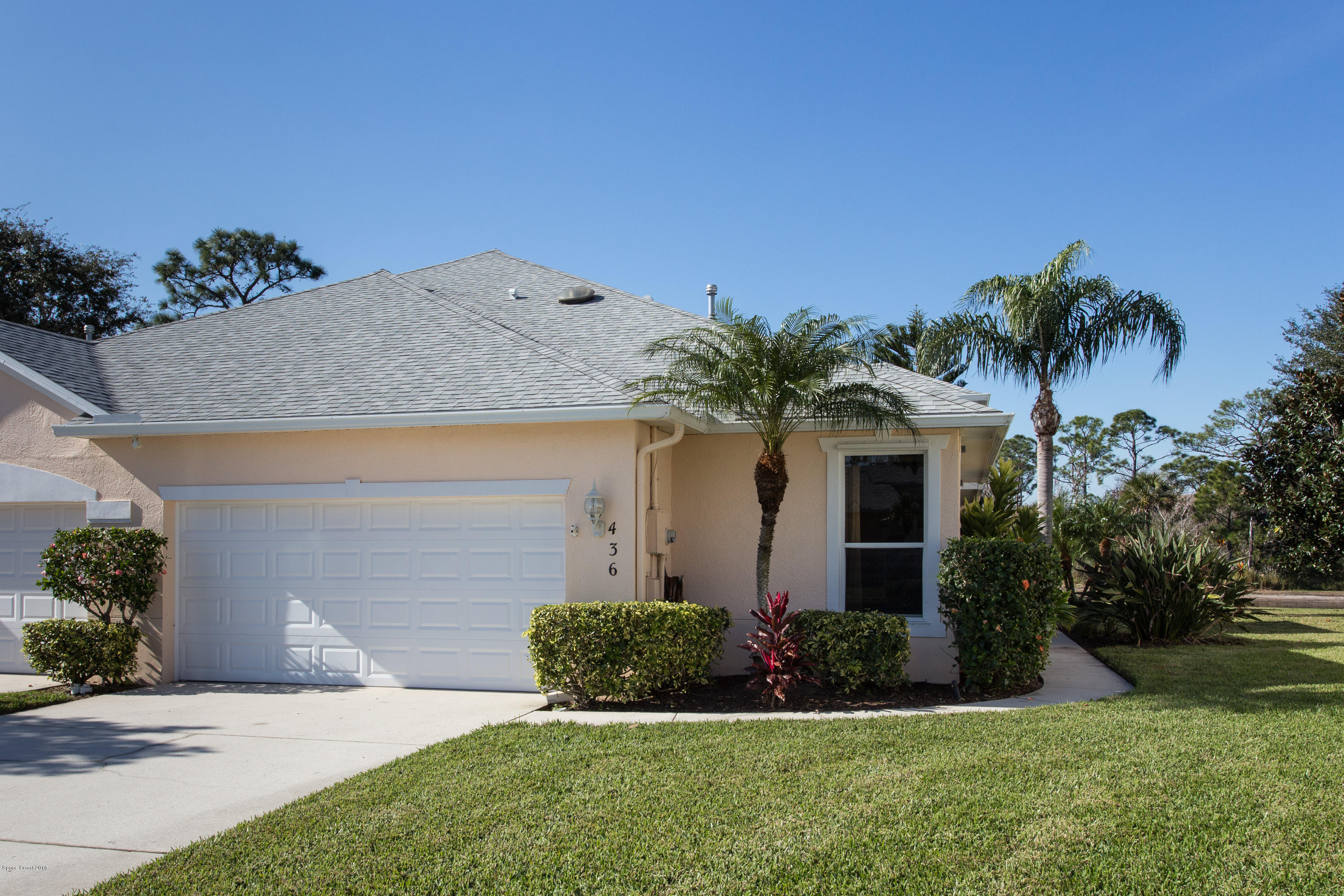 Single Family Home for Sale at 436 Haley 436 Haley Melbourne, Florida 32940 United States
