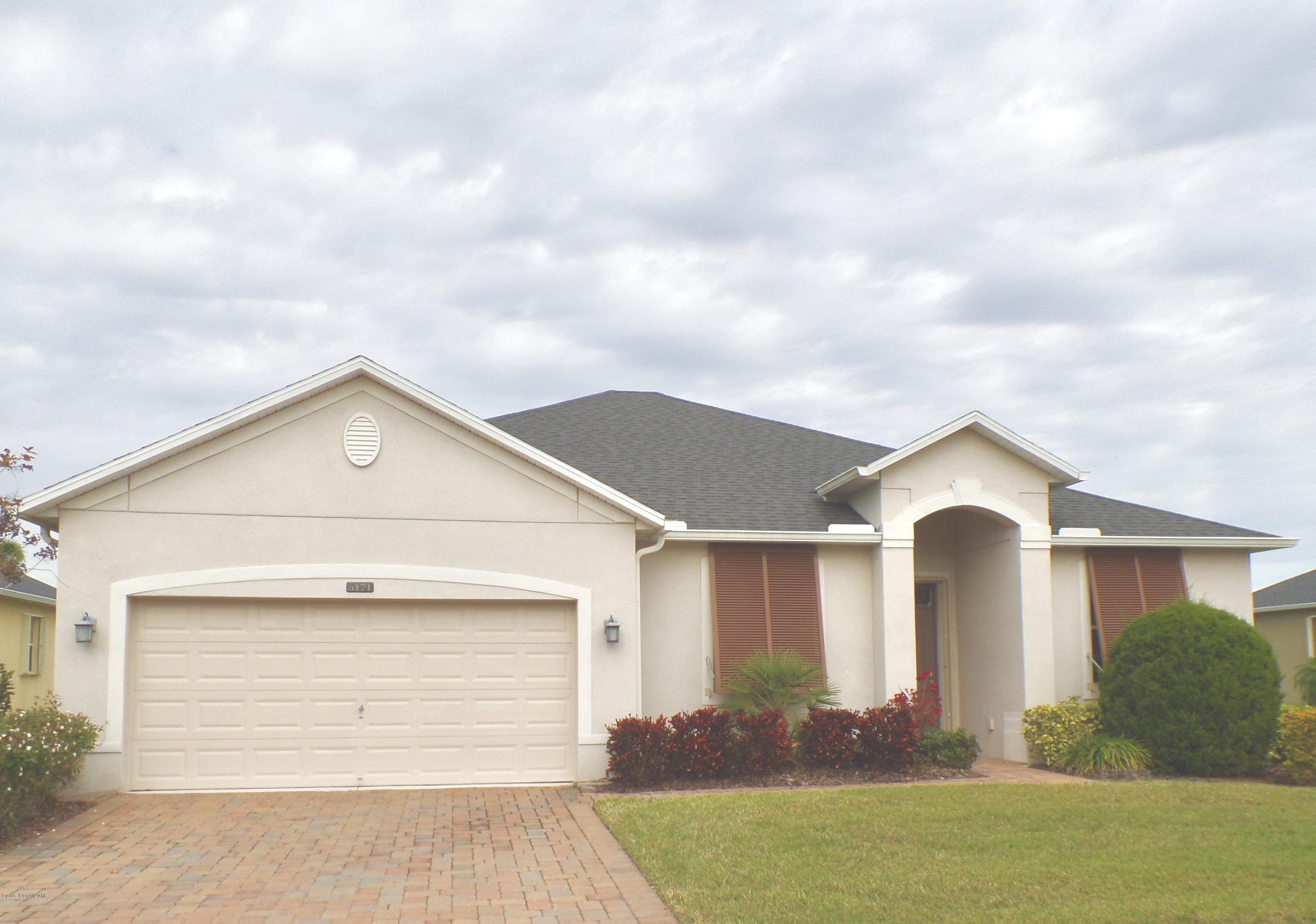 Single Family Home for Sale at 6171 Ingalls 6171 Ingalls Melbourne, Florida 32940 United States