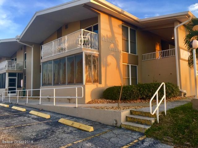 Enfamiljshus för Hyra vid 2625 S Atlantic 2625 S Atlantic Cocoa Beach, Florida 32931 Förenta staterna