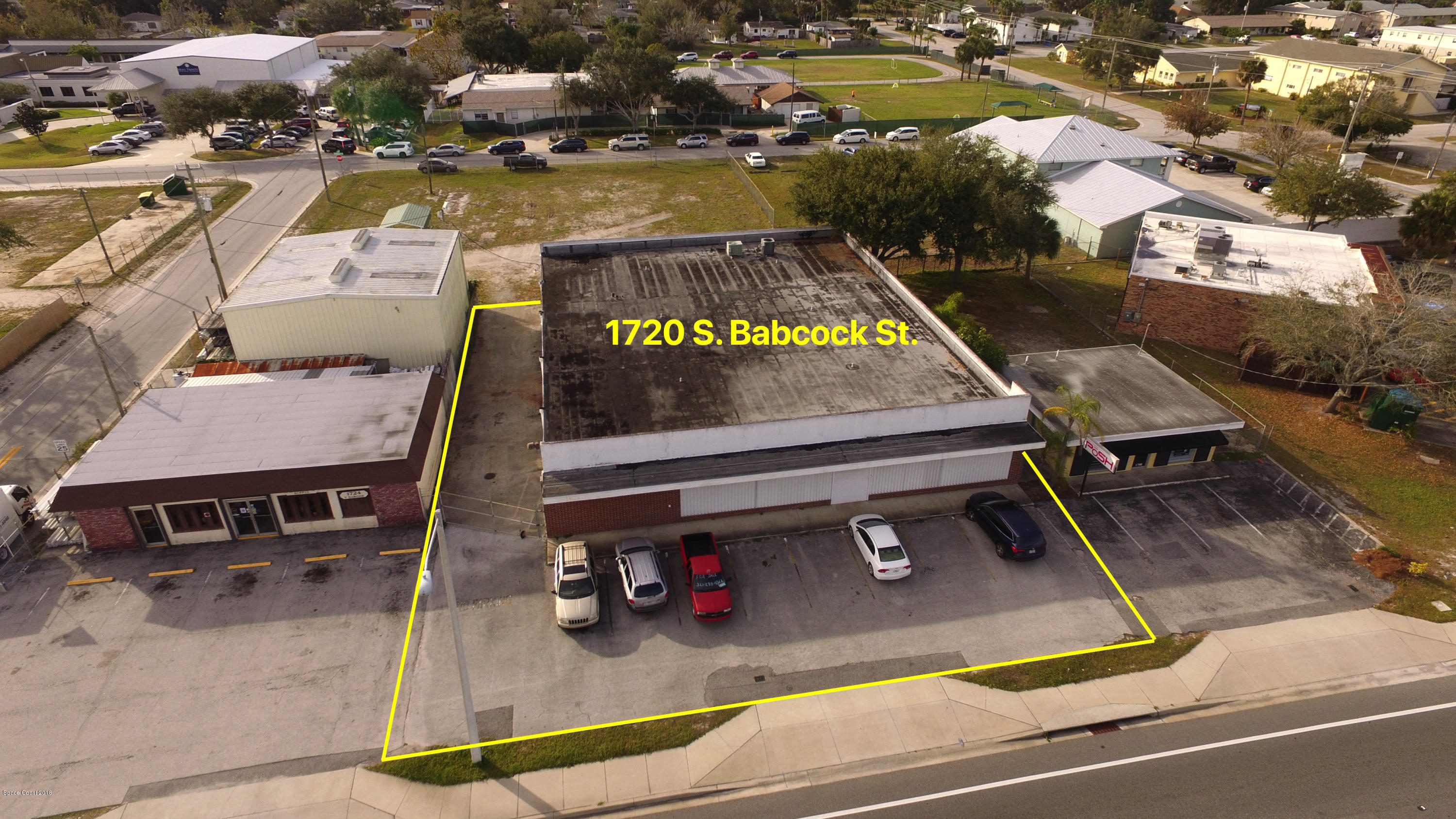 Commercial for Rent at 1720 S Babcock 1720 S Babcock Melbourne, Florida 32901 United States
