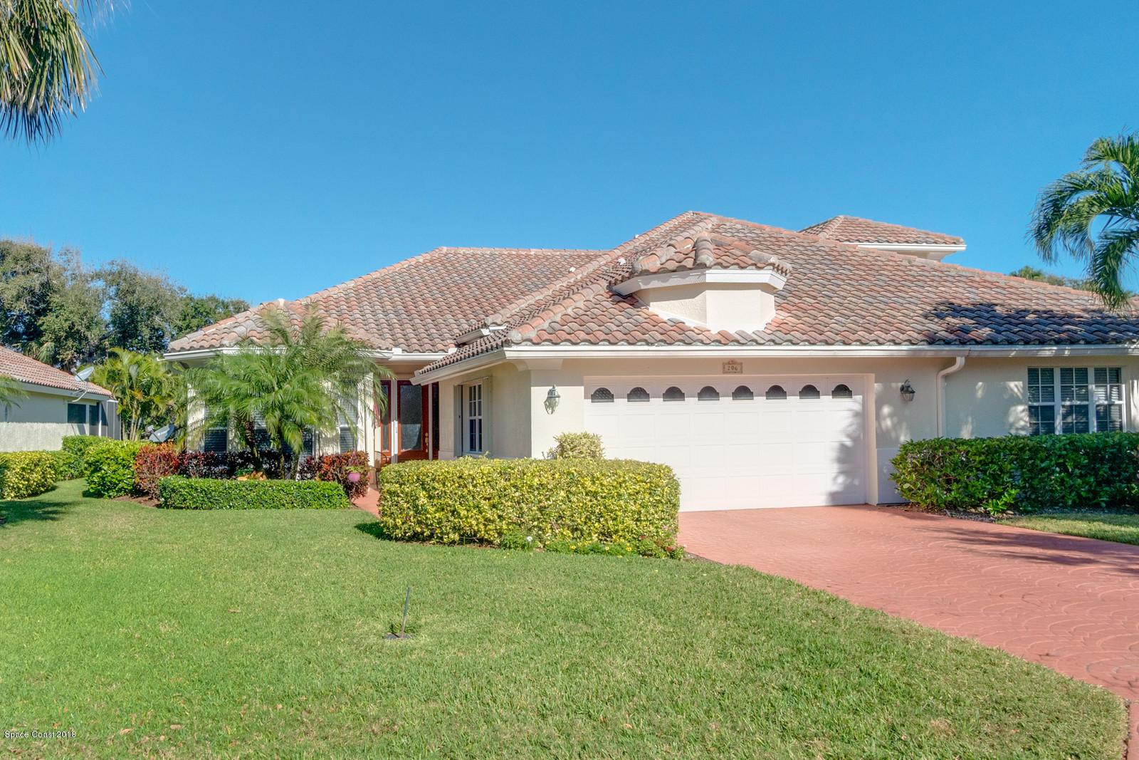 Property for Sale at 206 Osprey Villas 206 Osprey Villas Melbourne Beach, Florida 32951 United States