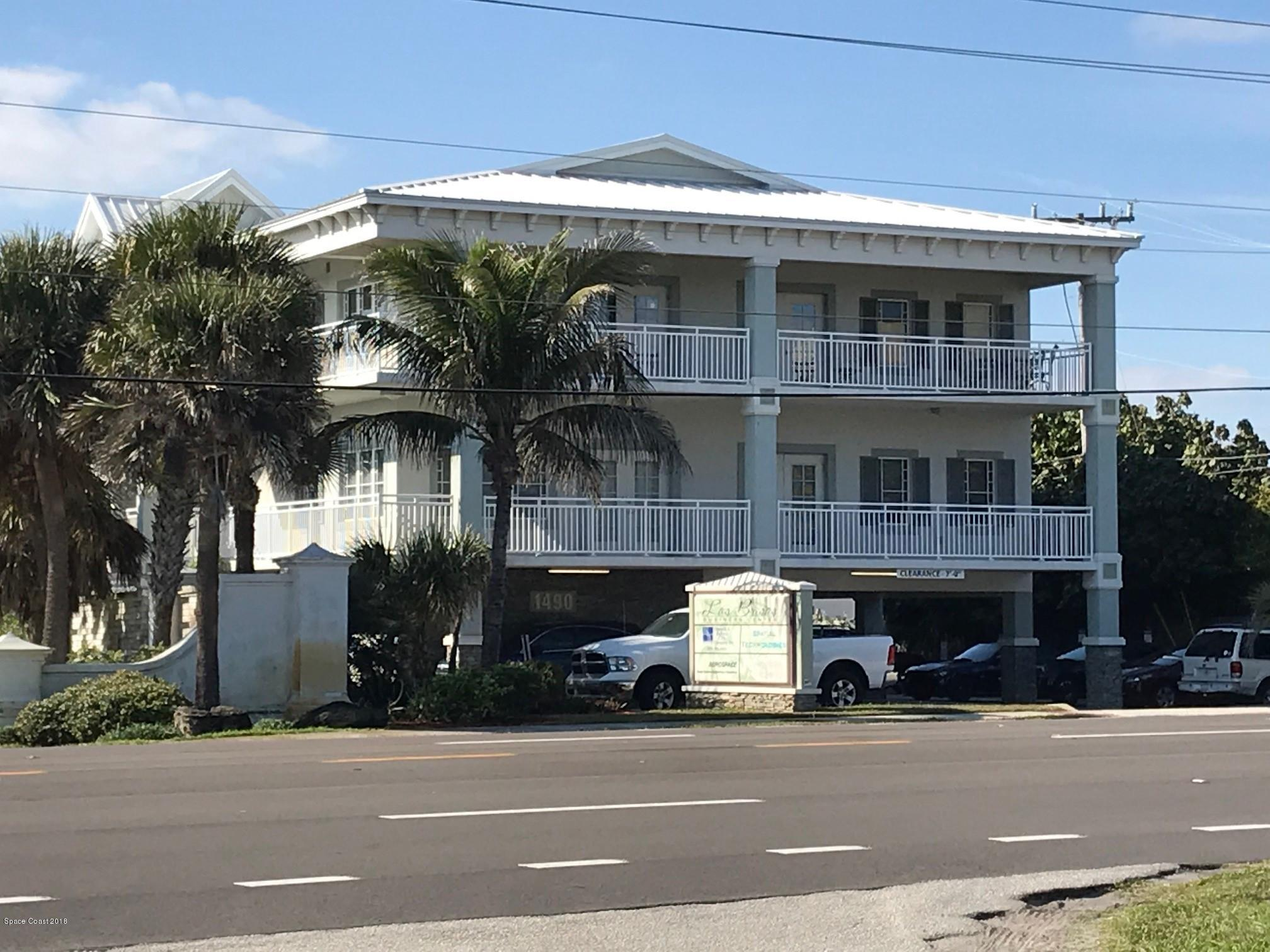 Commercial for Rent at 1490 Highway A1a 1490 Highway A1a Satellite Beach, Florida 32937 United States