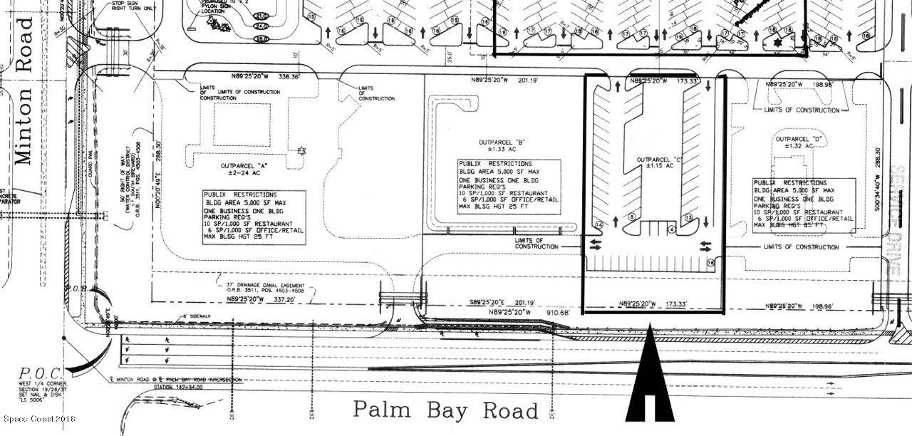 Commercial for Sale at 145 Palm Bay Road Melbourne, Florida 32904 United States