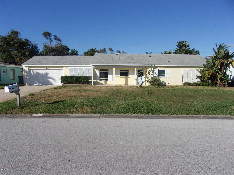 Single Family Home for Rent at 417 Blakey 417 Blakey Cocoa Beach, Florida 32931 United States