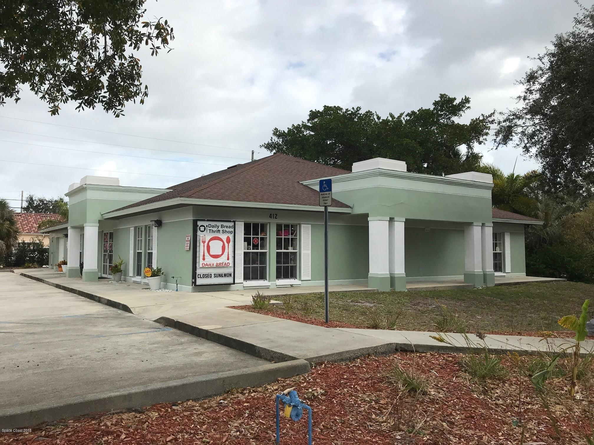 Commercial for Rent at 412 E New Haven 412 E New Haven Melbourne, Florida 32901 United States