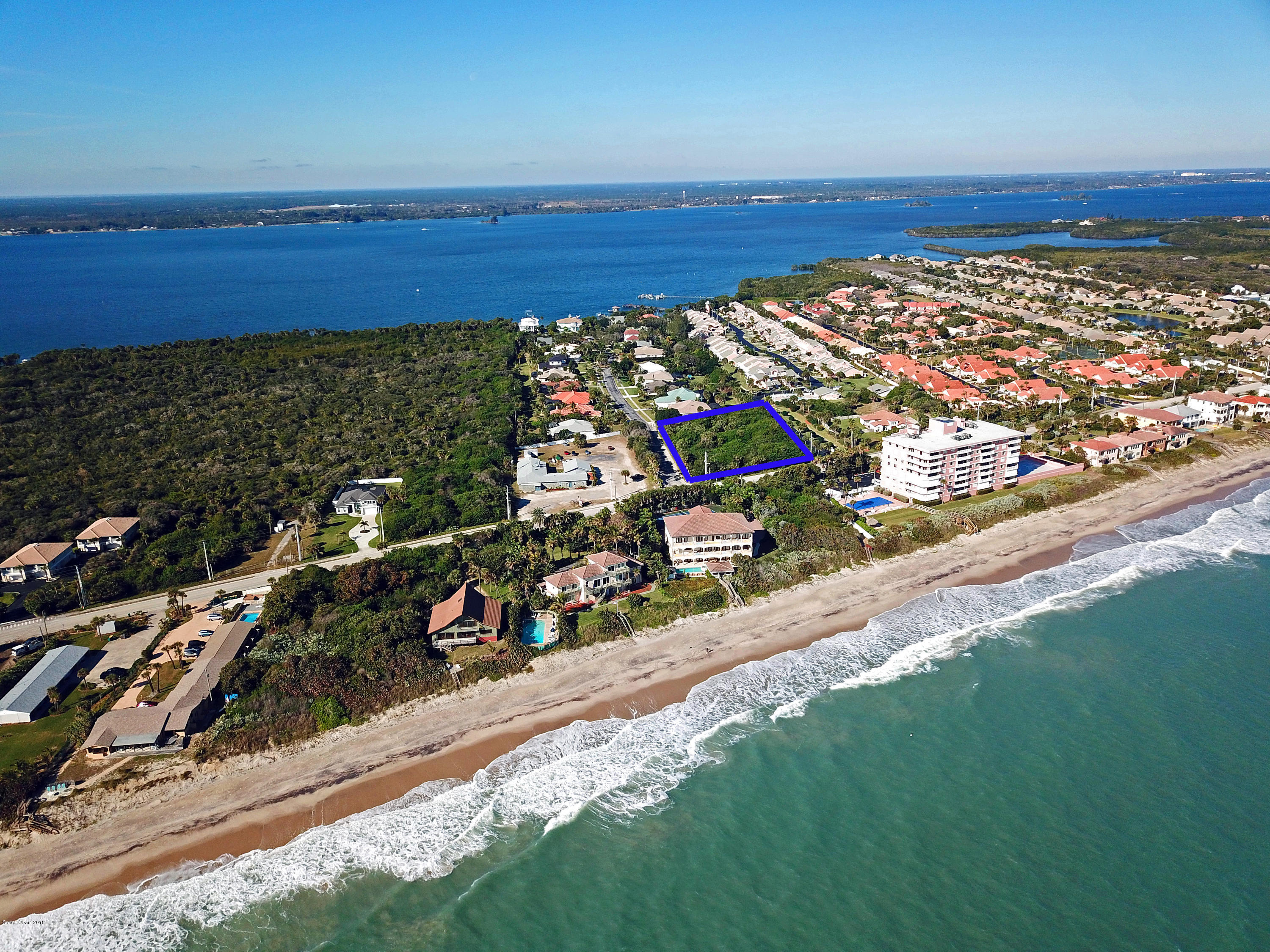 Land for Sale at 5660 Highway A1a Melbourne Beach, Florida 32951 United States