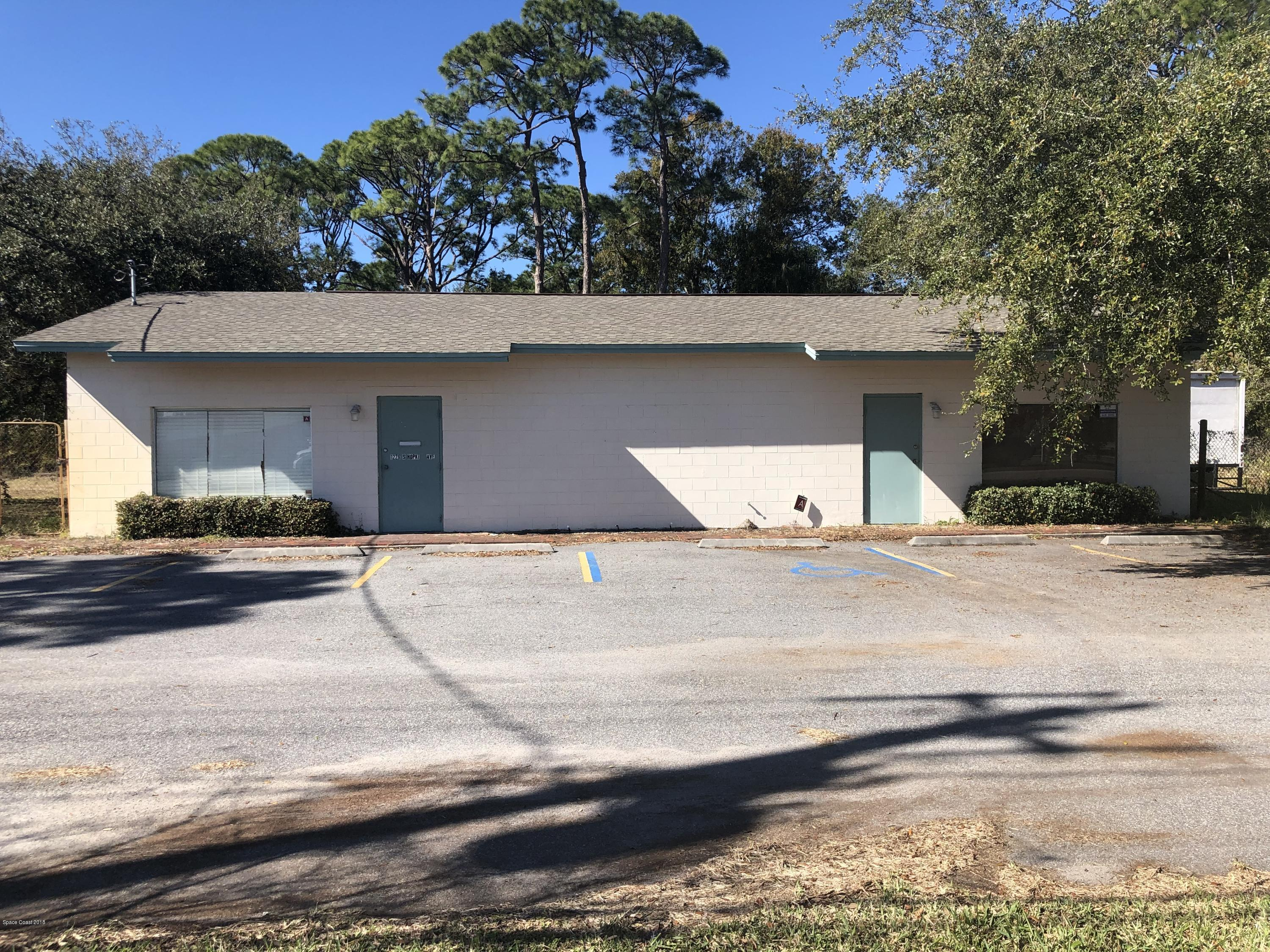 Commercial for Sale at 1228 S Hopkins Avenue Titusville, Florida 32780 United States