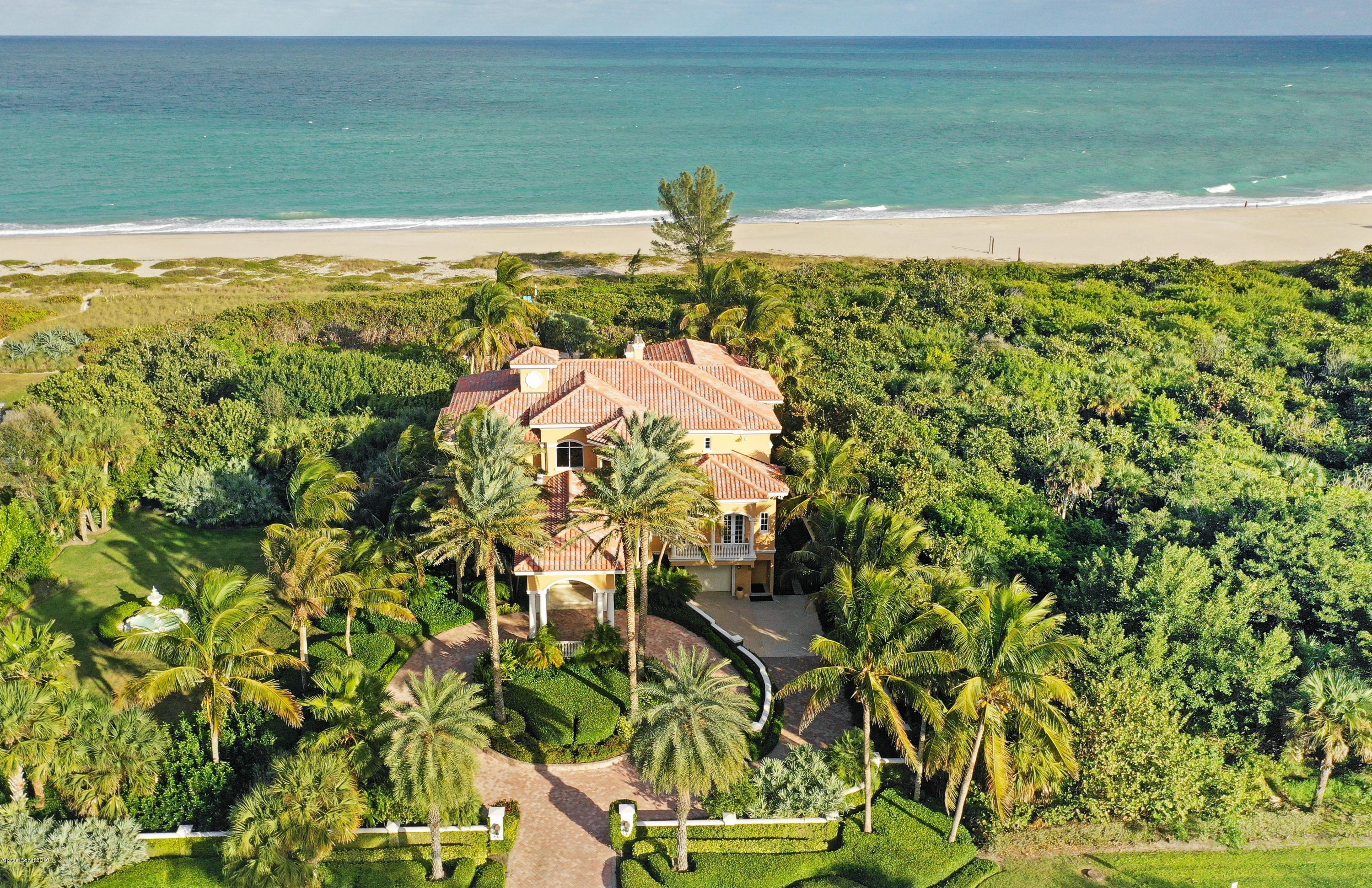 一戸建て のために 売買 アット 1736 Ocean 1736 Ocean Vero Beach, フロリダ 32963 アメリカ