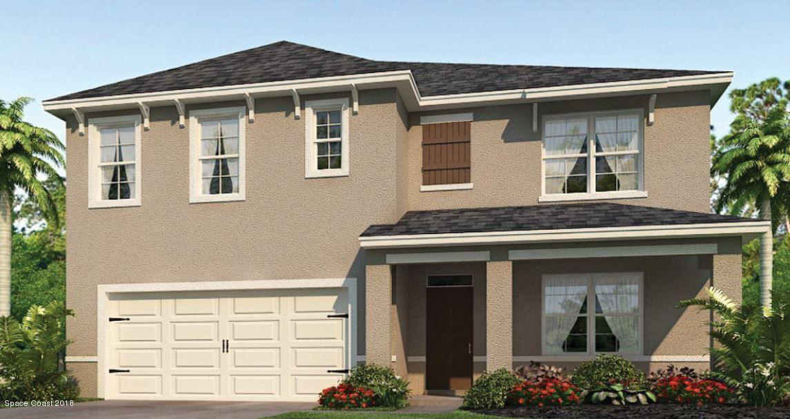 Single Family Home for Sale at 195 Sorrento 195 Sorrento Cocoa, Florida 32922 United States