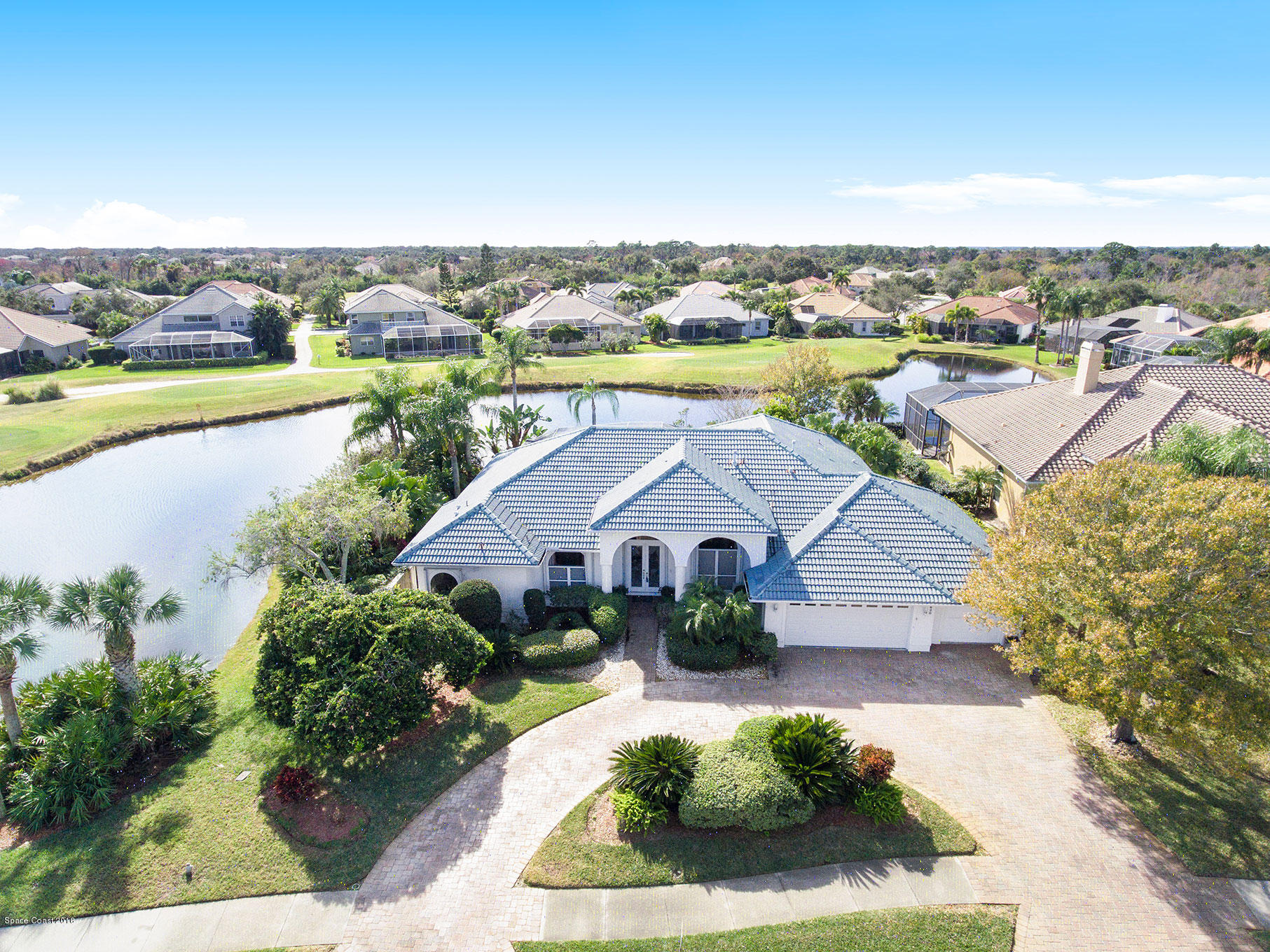 Single Family Home for Sale at 620 Baytree 620 Baytree Melbourne, Florida 32940 United States