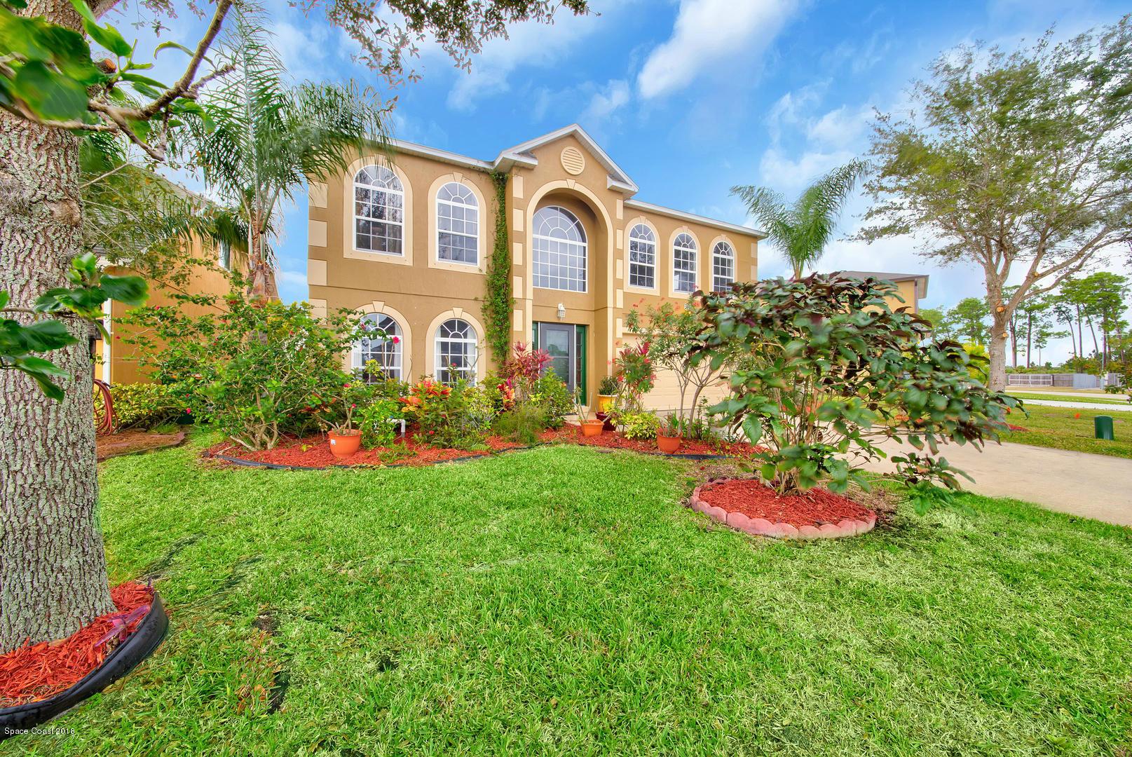 獨棟家庭住宅 為 出售 在 3635 Burdock 3635 Burdock West Melbourne, 佛羅里達州 32904 美國