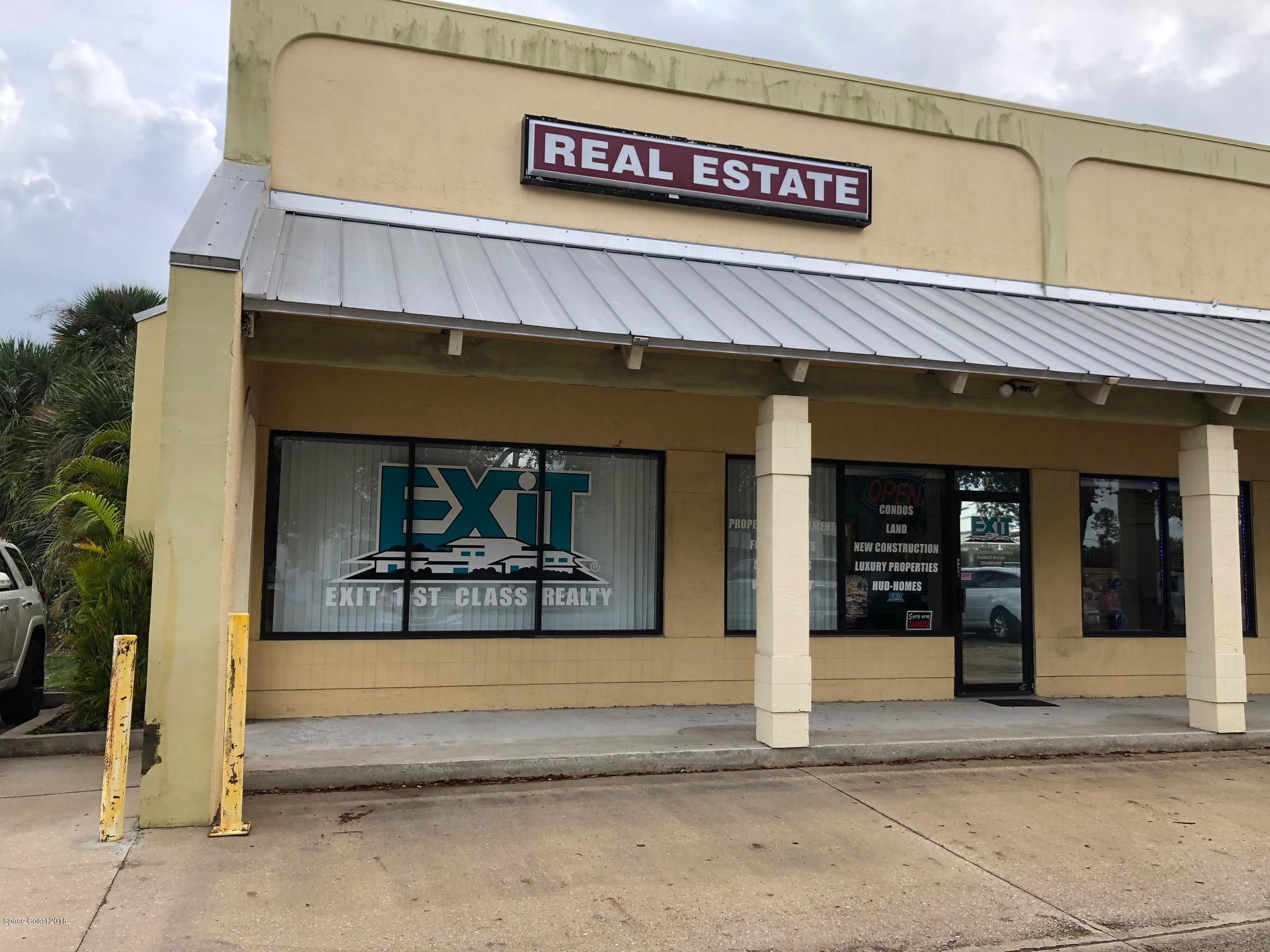 Commercial for Rent at 1175 N Courtenay Merritt Island, Florida 32953 United States