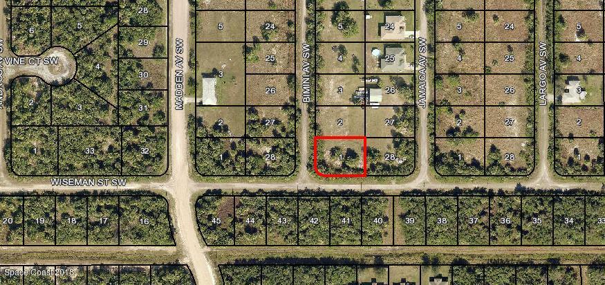 Land for Sale at Bimini Palm Bay, Florida 32908 United States