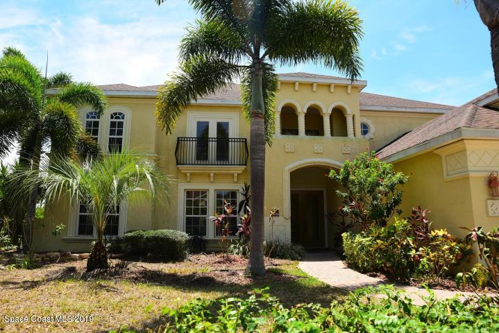 Single Family Homes for Sale at 1219 Tipperary Melbourne, Florida 32940 United States