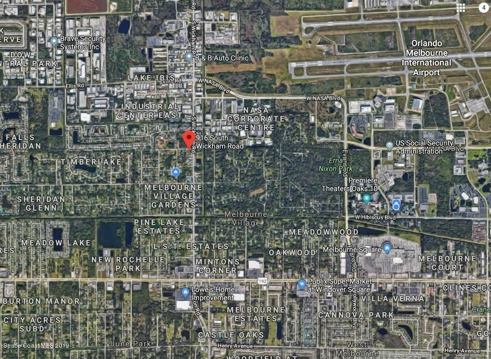 Commercial for Rent at 916 S Wickham 916 S Wickham West Melbourne, Florida 32904 United States