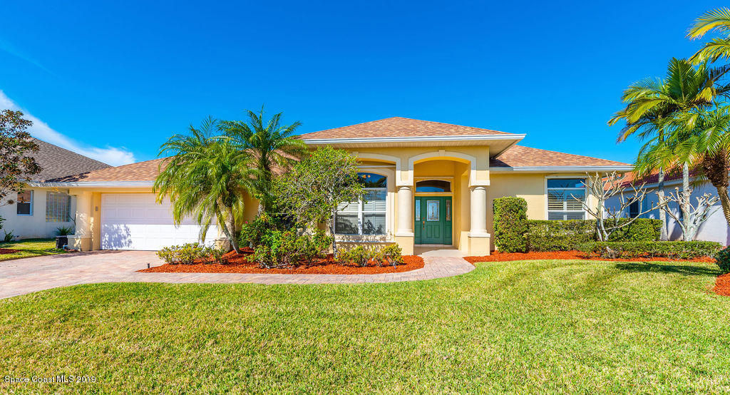 Single Family Home for Sale at 4321 Stoney Point 4321 Stoney Point Melbourne, Florida 32940 United States