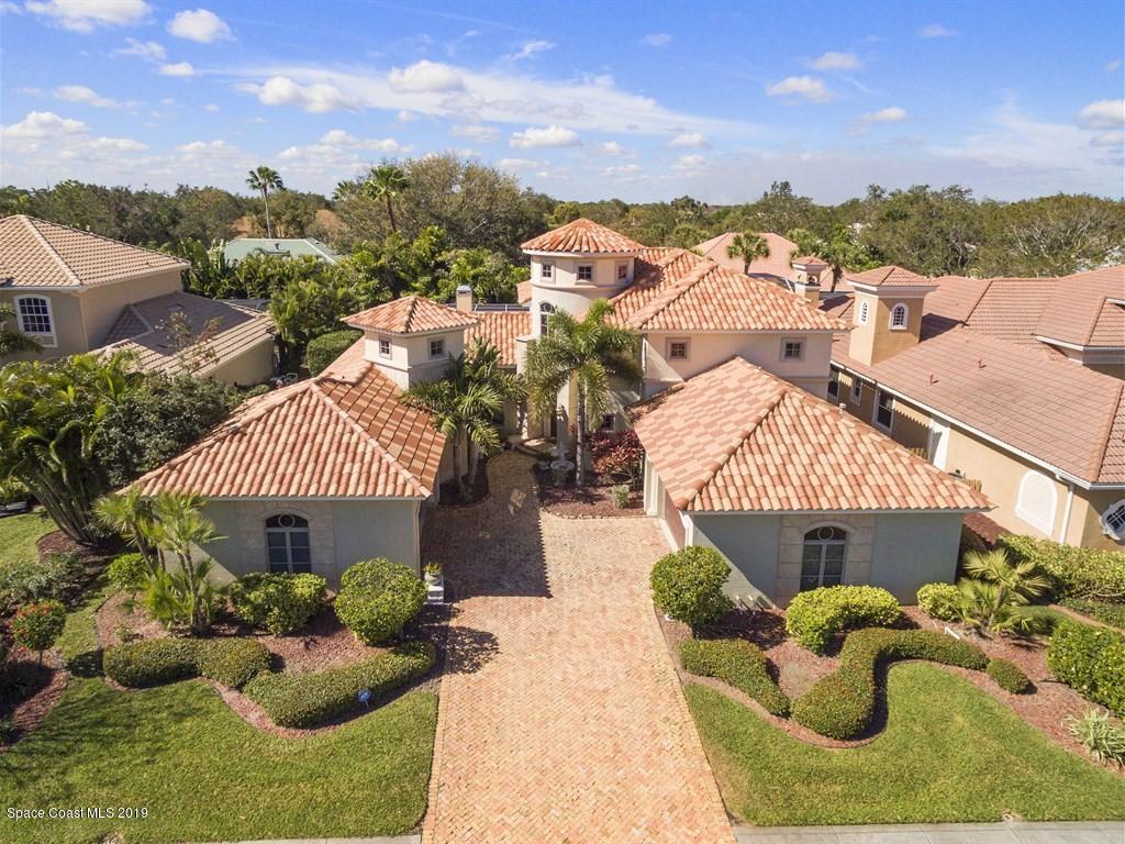 Single Family Home for Sale at 3507 Cappio 3507 Cappio Melbourne, Florida 32940 United States