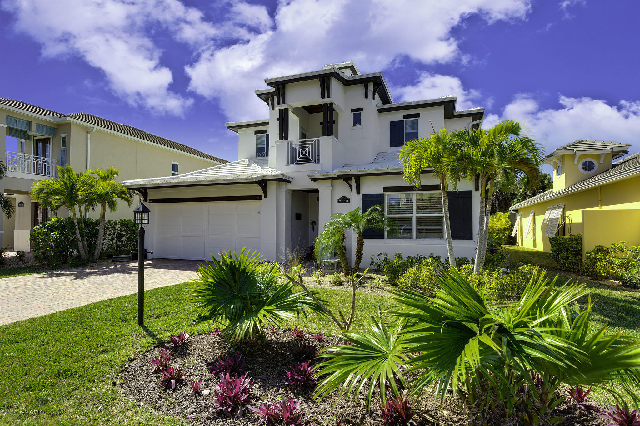 Single Family Homes for Sale at 7618 Kiawah Melbourne Beach, Florida 32951 United States