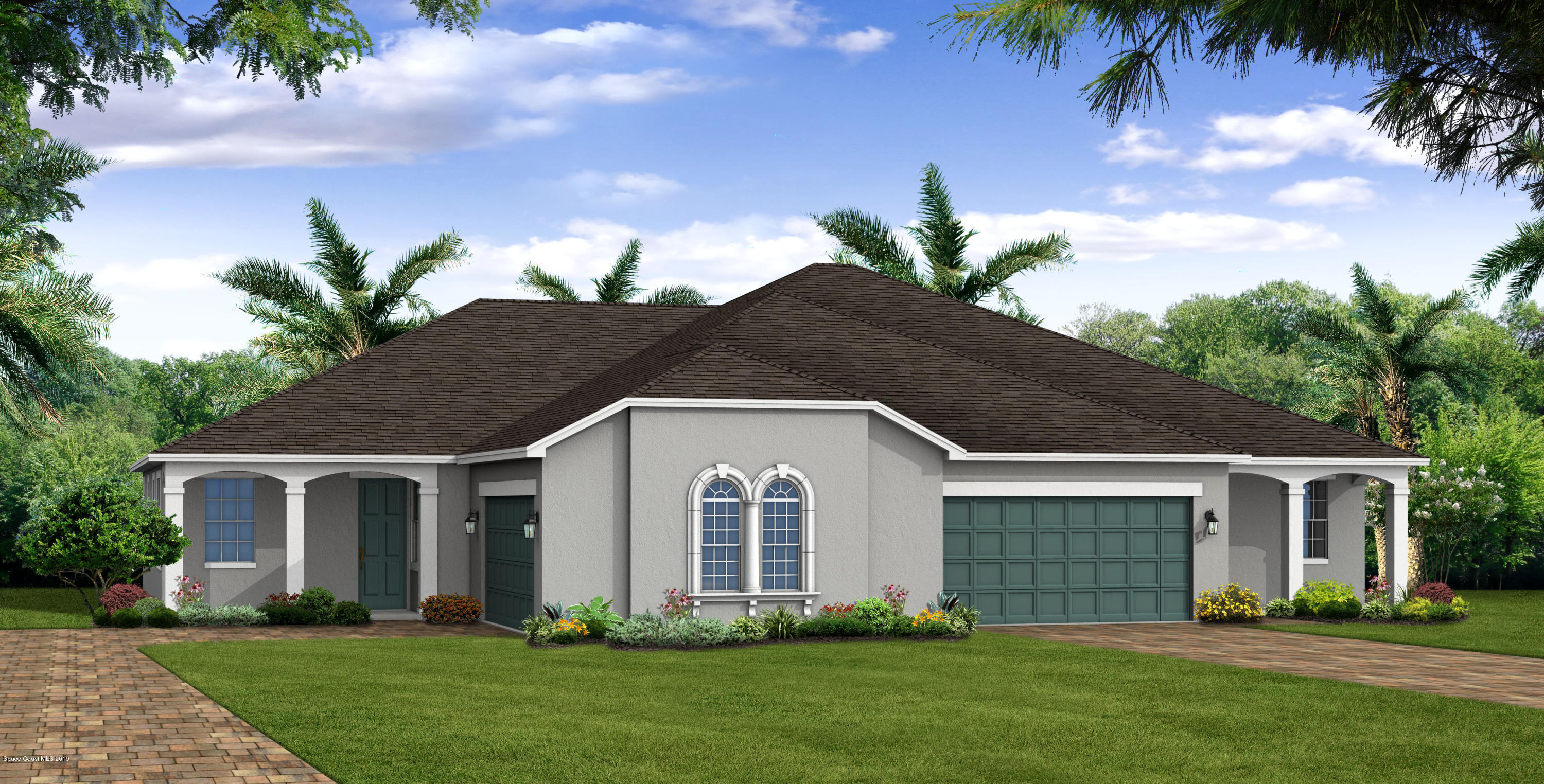 Single Family Home for Sale at 7855 Wyndham 7855 Wyndham Melbourne, Florida 32940 United States