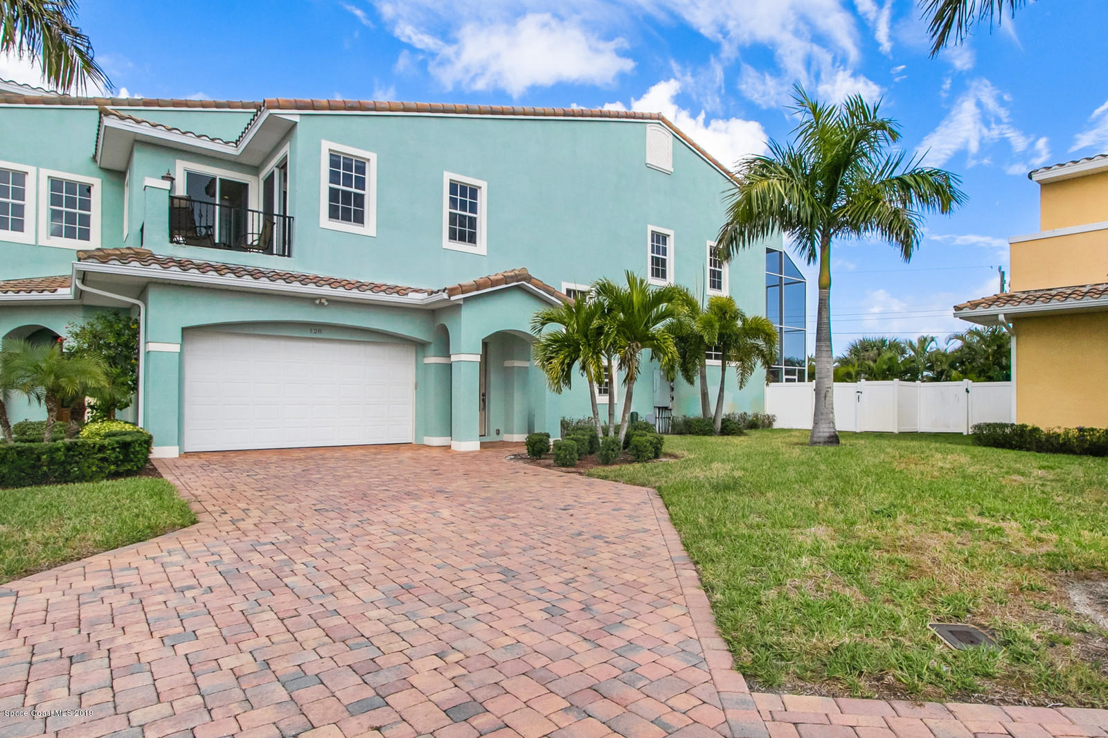 Single Family Home for Rent at 128 Mediterranean 128 Mediterranean Indian Harbour Beach, Florida 32937 United States