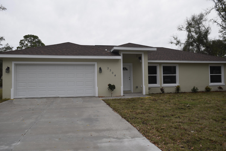 Vivienda unifamiliar por un Venta en 3304 Orange Tree 3304 Orange Tree Edgewater, Florida 32141 Estados Unidos