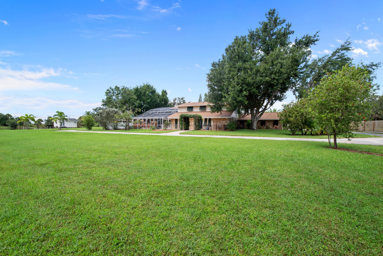 Single Family Home for Rent at 5725 Lake Washington 5725 Lake Washington Melbourne, Florida 32934 United States