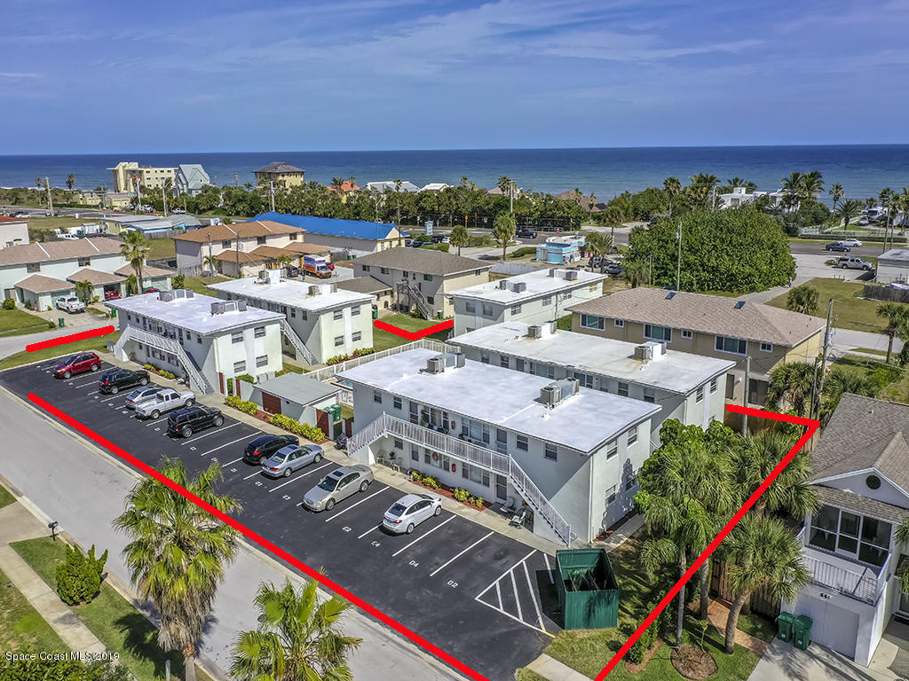 Commercial for Sale at 651 Palm Drive Satellite Beach, Florida 32937 United States