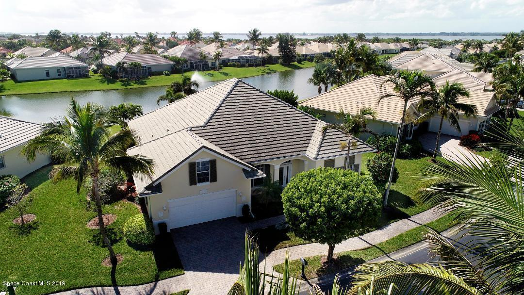 Single Family Homes for Sale at 5478 Solway Melbourne Beach, Florida 32951 United States