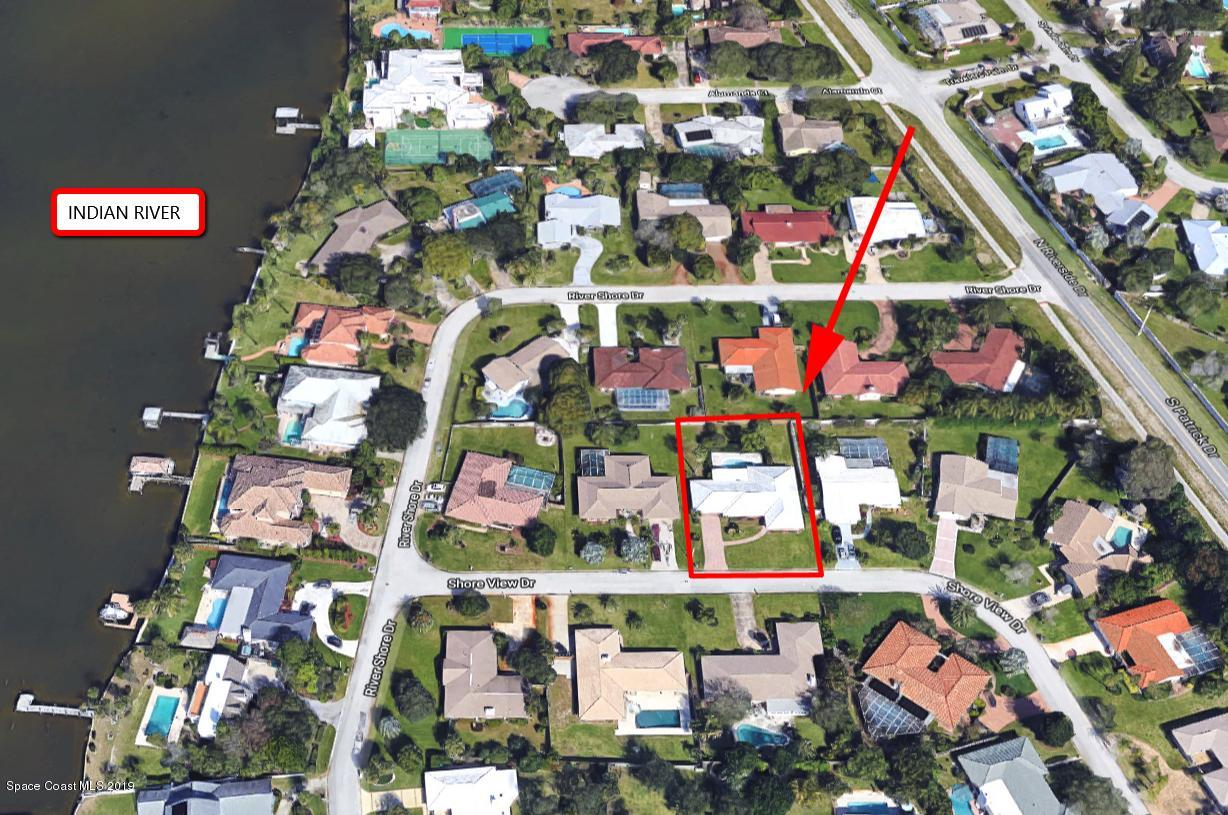 Single Family Homes for Sale at 1956 Shore View Indialantic, Florida 32903 United States
