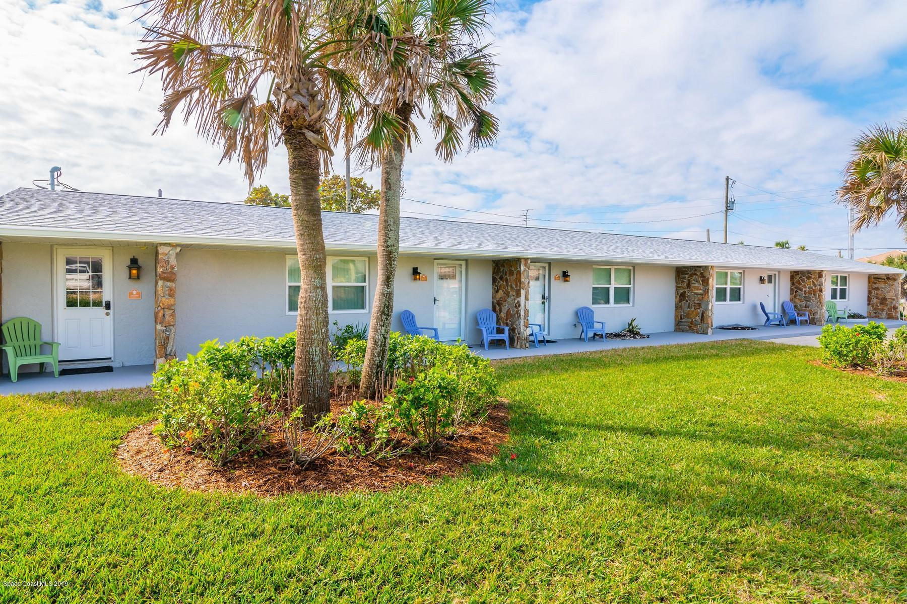 Commercial for Sale at 5695 S Highway A1a 5695 S Highway A1a Melbourne Beach, Florida 32951 United States