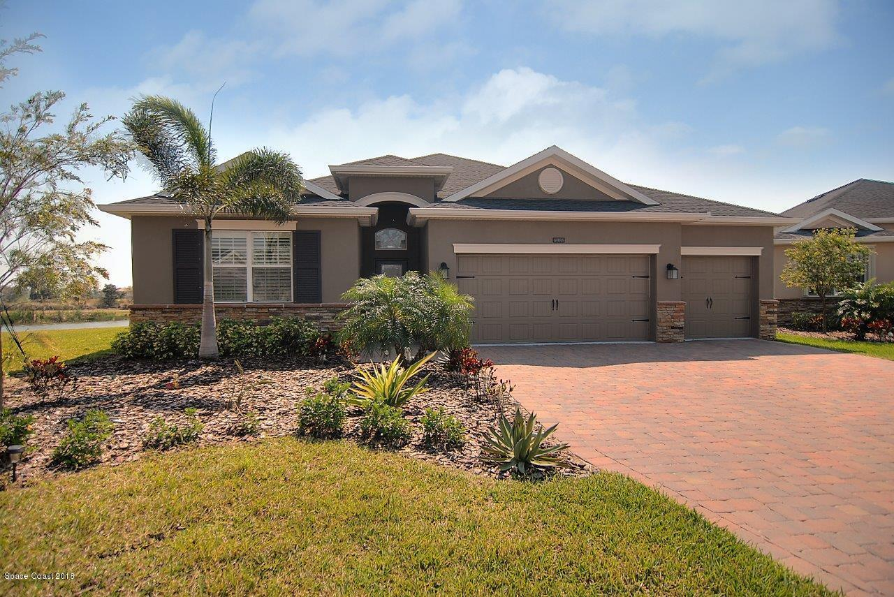 Single Family Home for Sale at 6988 Toland 6988 Toland Melbourne, Florida 32940 United States