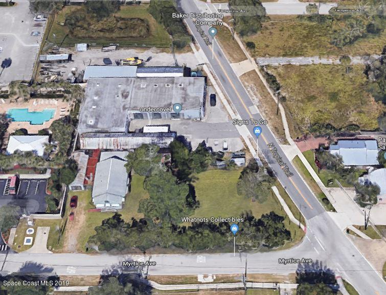 Commercial for Sale at 450 Myrtice Avenue 450 Myrtice Avenue Merritt Island, Florida 32953 United States