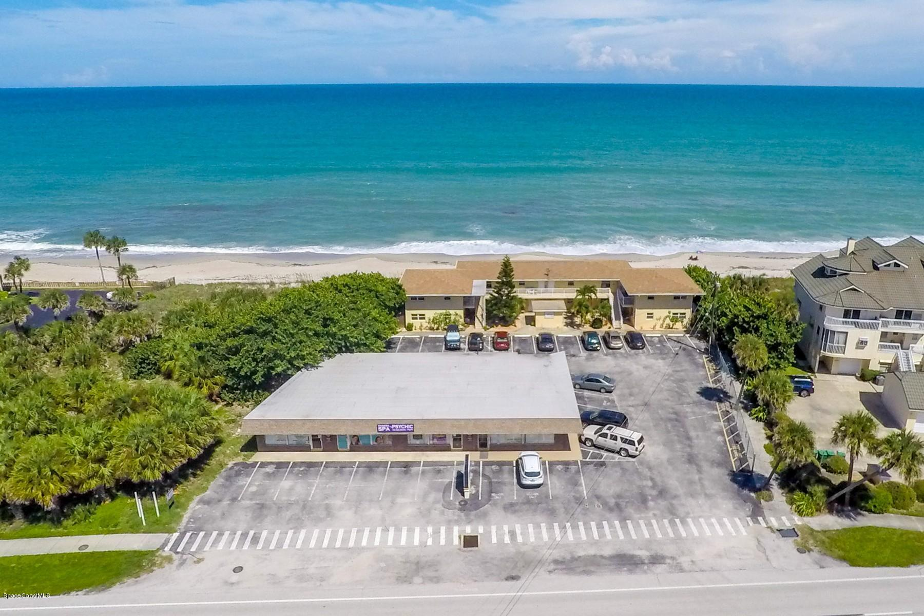 Commercial for Rent at 1361 Highway A1a 1361 Highway A1a Satellite Beach, Florida 32937 United States