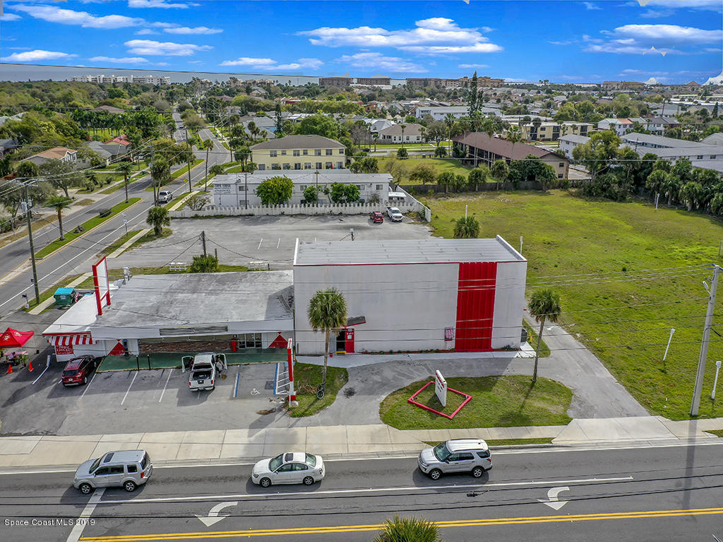 Commercial for Sale at 8580 N Atlantic Avenue 8580 N Atlantic Avenue Cape Canaveral, Florida 32920 United States