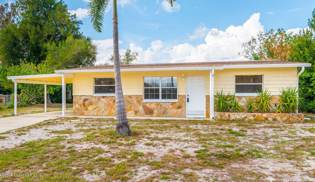 Single Family Home for Sale at Address Not Available Melbourne, Florida 32935 United States