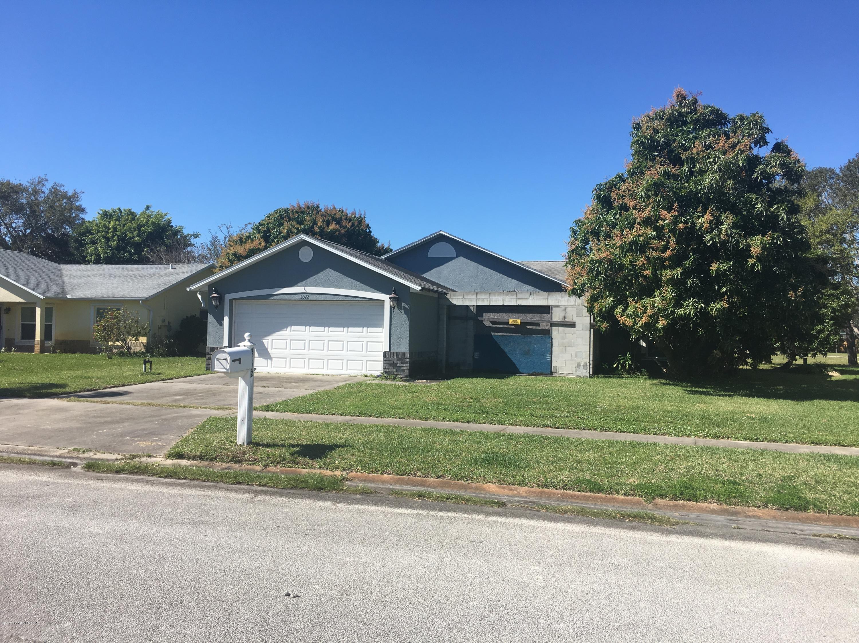 Single Family Home for Sale at 3072 Sweet Oak 3072 Sweet Oak Melbourne, Florida 32935 United States