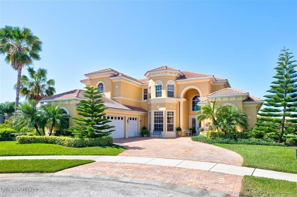 Single Family Homes for Sale at 3039 Refuge Melbourne, Florida 32940 United States