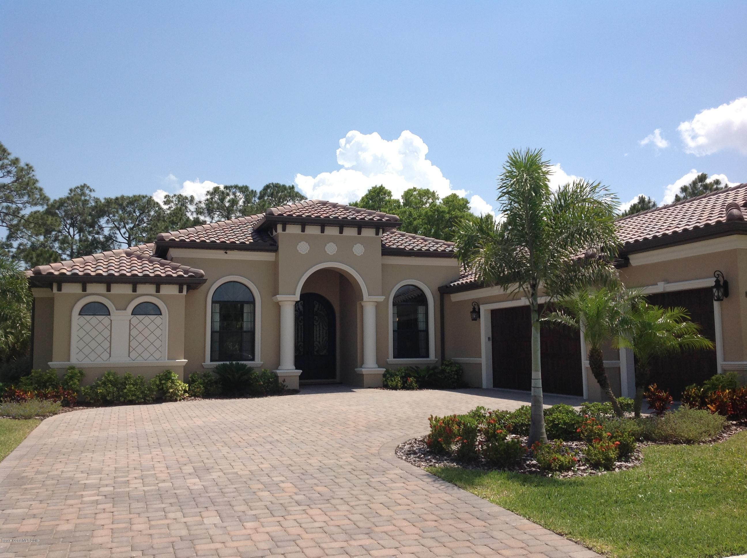 Single Family Home for Sale at 5124 Realm 5124 Realm Melbourne, Florida 32934 United States