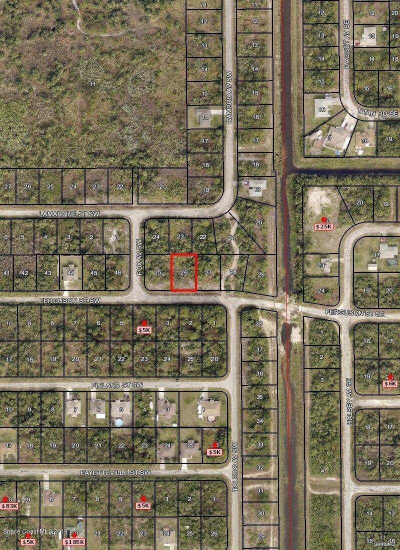 Land for Sale at 111 Ferguson Palm Bay, Florida 32908 United States