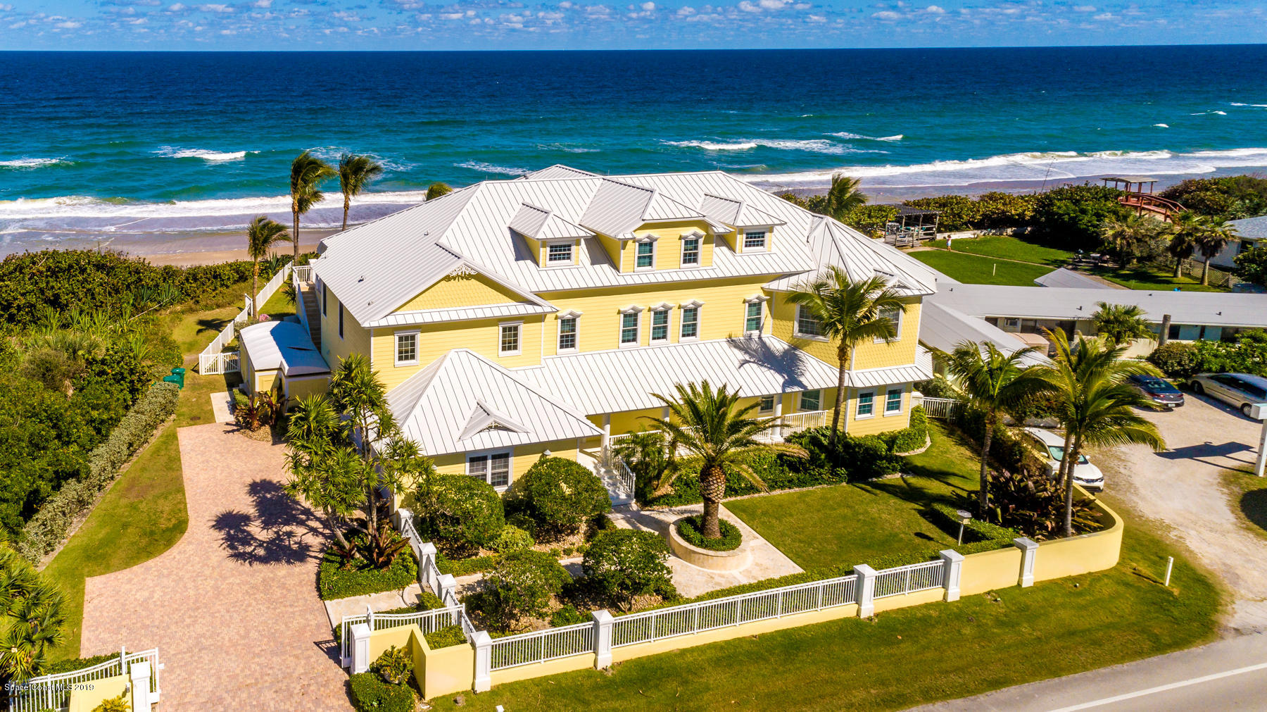 Single Family Homes for Sale at 5045 S Highway A1a Melbourne Beach, Florida 32951 United States