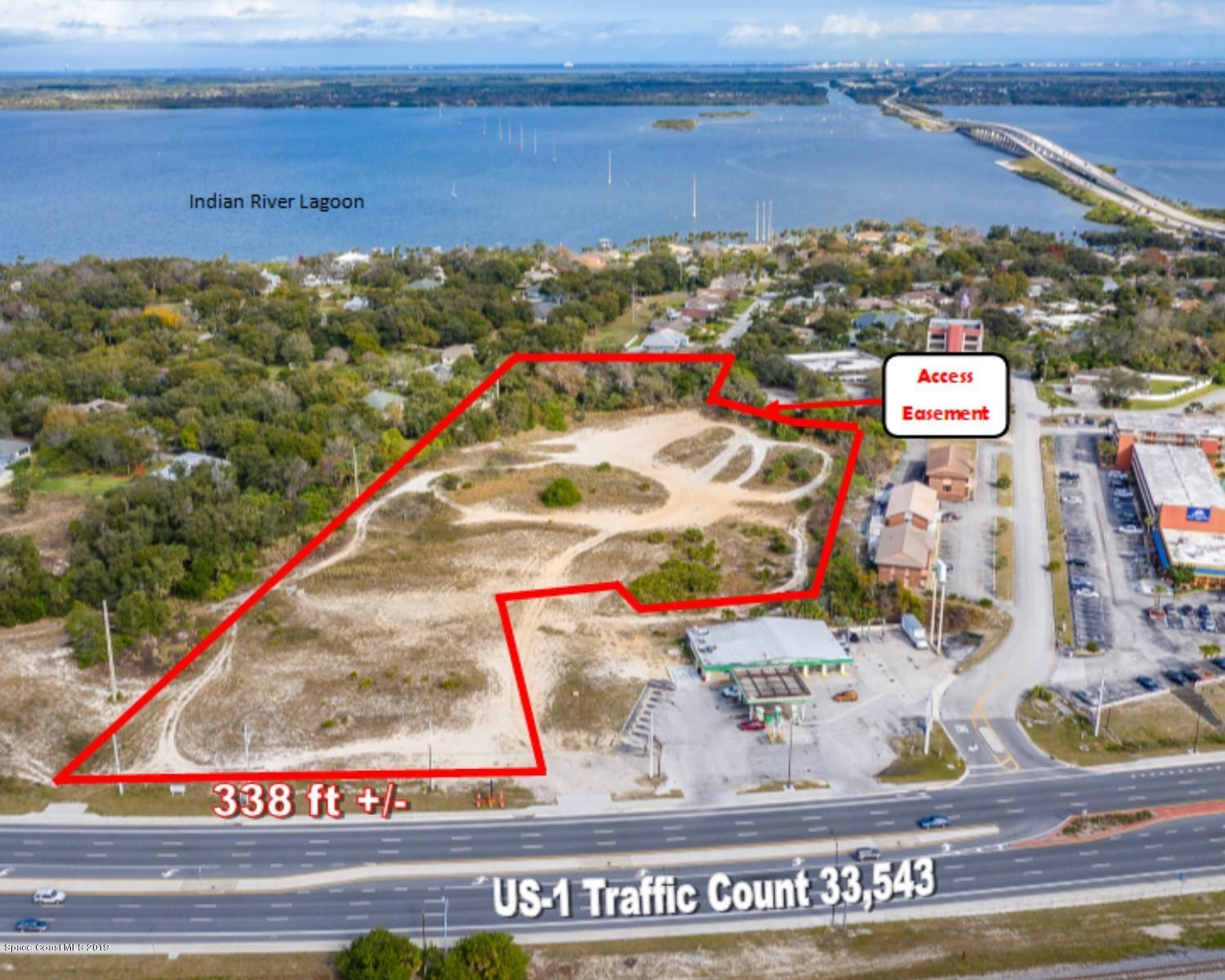 Land for Sale at Us Highway 1 Cocoa, Florida 32926 United States