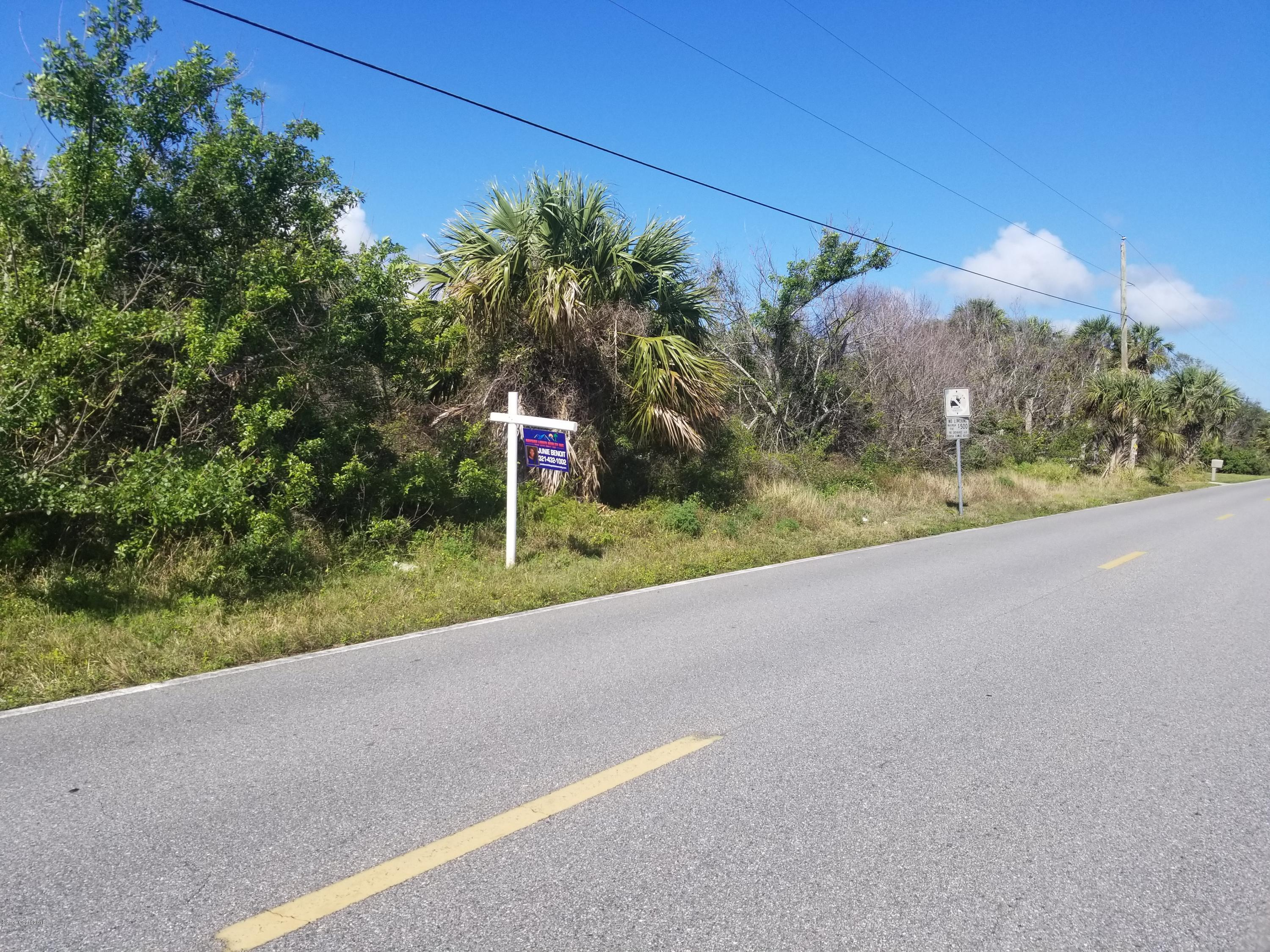 Land for Sale at 5870 Old Dixie Highway Grant, Florida 32949 United States
