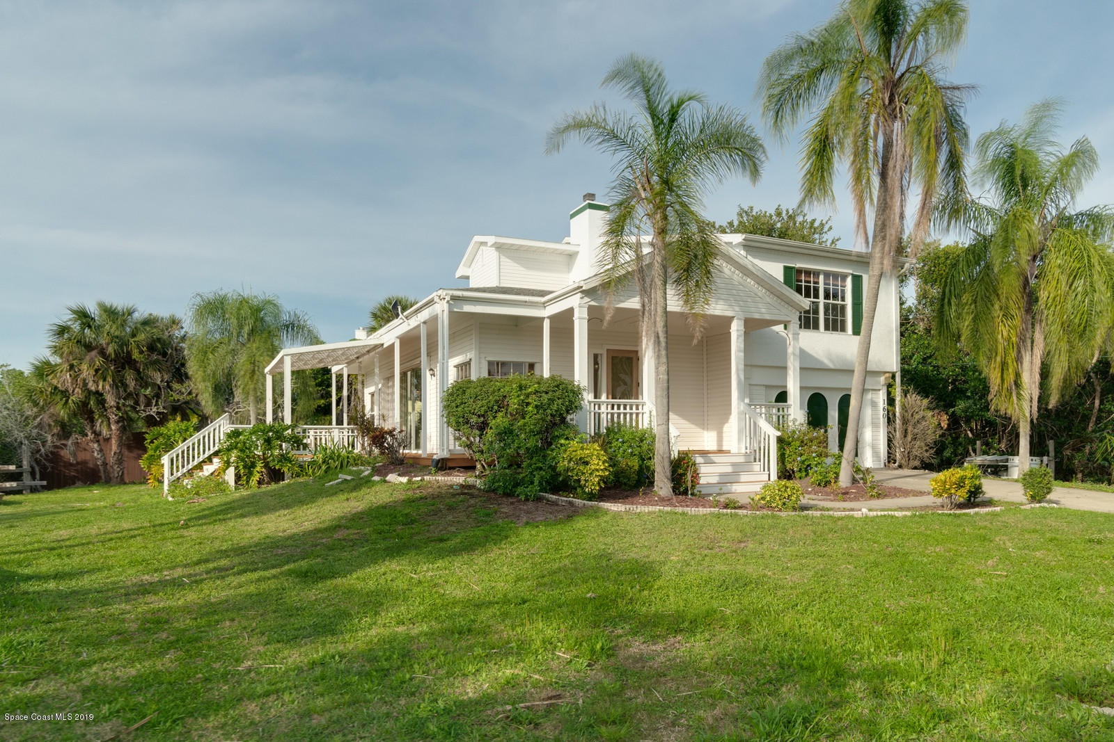 Single Family Home for Sale at 160 River Oaks Melbourne Beach, Florida 32951 United States