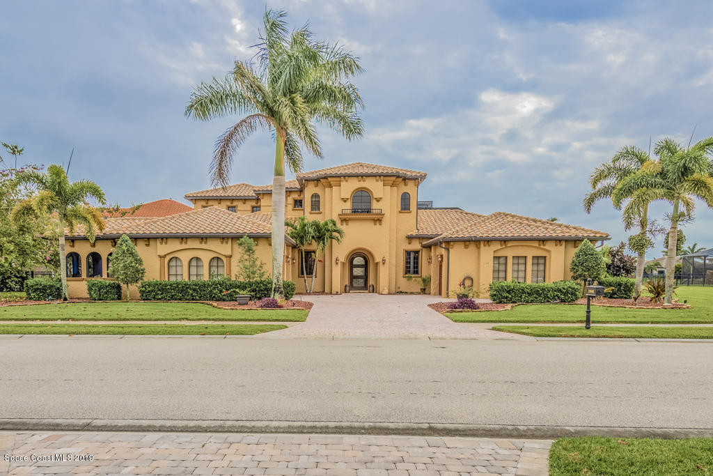 Single Family Home for Sale at 2948 Wyndham 2948 Wyndham Melbourne, Florida 32940 United States