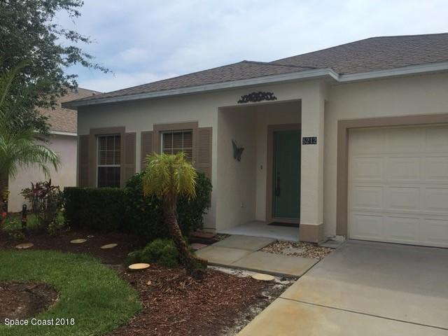 Single Family Home for Rent at 5212 Outlook 5212 Outlook Melbourne, Florida 32940 United States