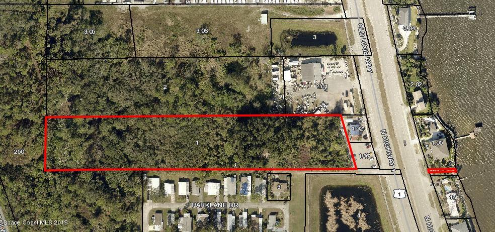 Land for Sale at 5480 N Highway 1 Palm Shores, Florida 32940 United States