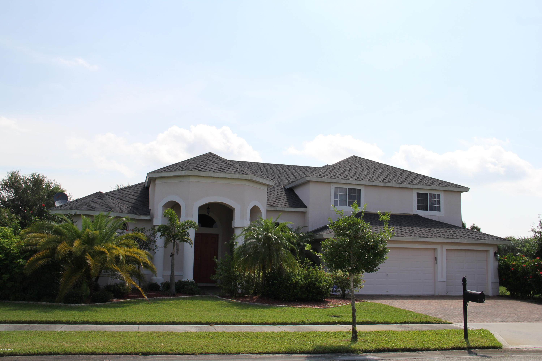 Single Family Home for Rent at 4536 Merlot 4536 Merlot Rockledge, Florida 32955 United States