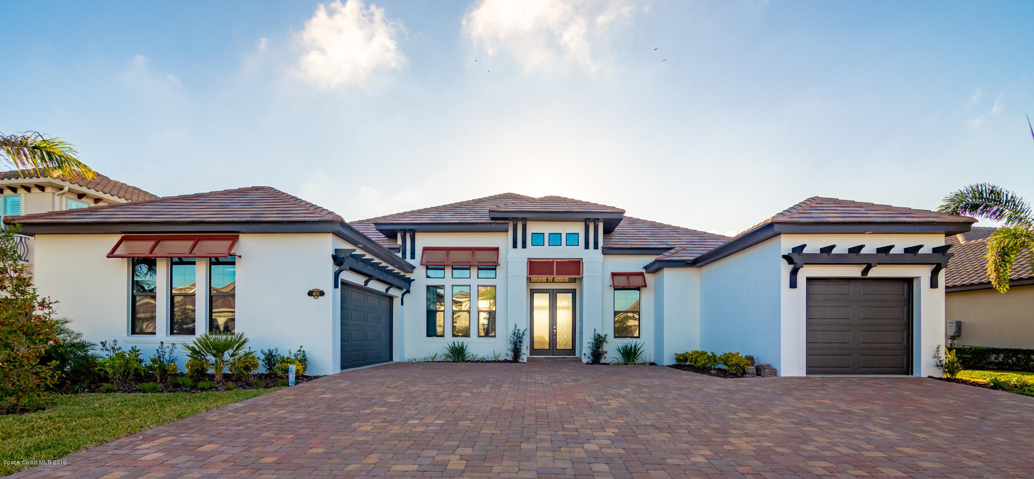 Single Family Home for Sale at 4071 Durksly Melbourne, Florida 32940 United States
